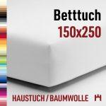 Schlafgut Haustuch Betttuch 12011-150×250