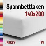 Schlafgut Spannbettlaken Single-Jersey 50041-140x200cm
