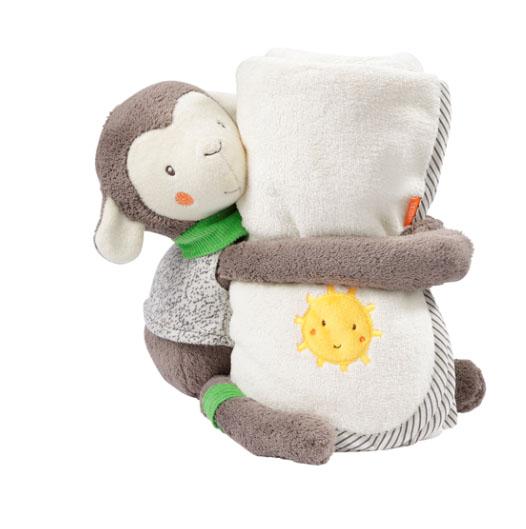 Schaf mit Decke 061178