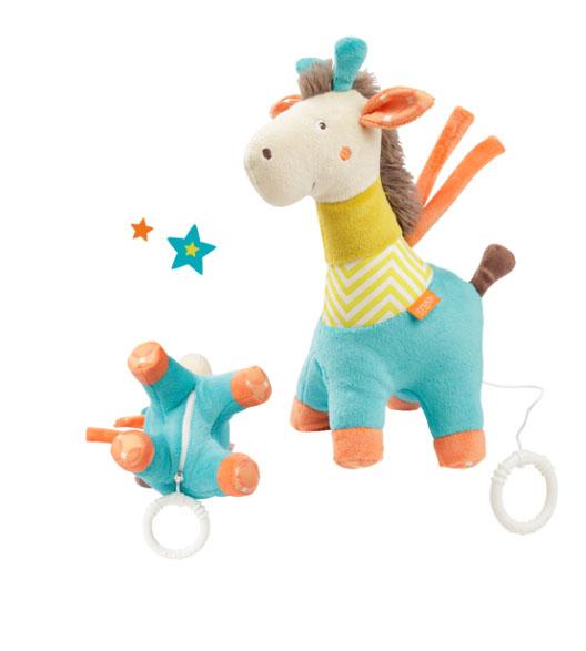 Spieluhr Giraffe